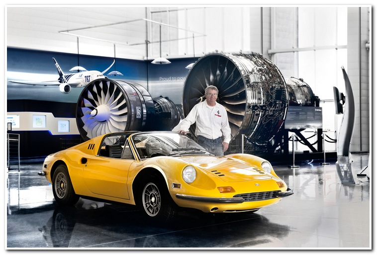 "1972 Ferrari 246 GTS ""Dino"""