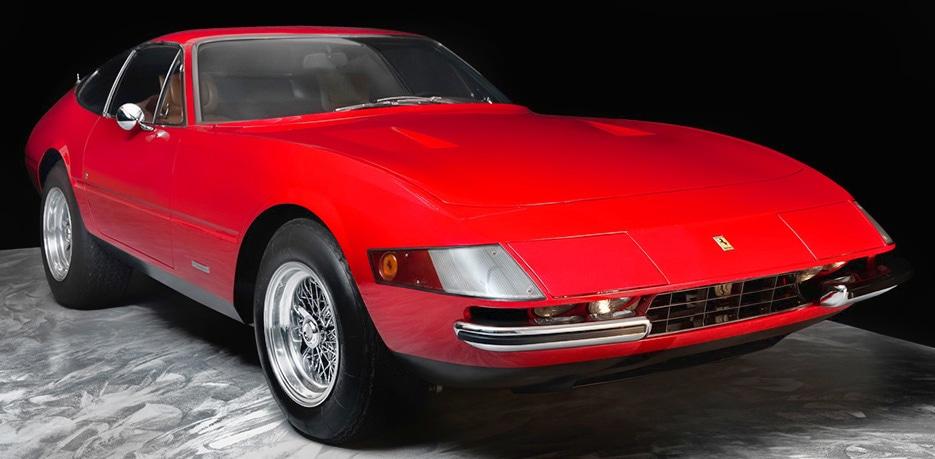 """1970 Ferrari 365 GTB """"Daytona"""""""