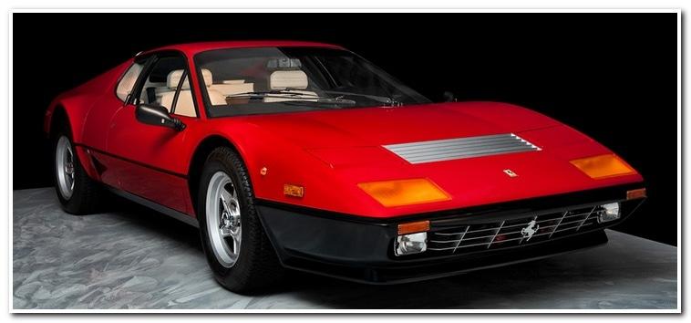 "1984 Ferrari 512 BBi ""Boxer"""