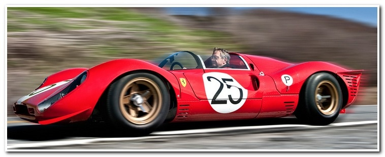 1967 Ferrari 330 P4 Tribute Edition