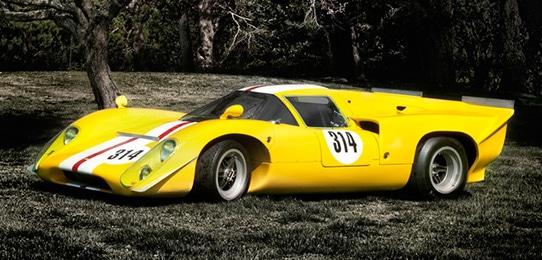 1969 Lola T70 Mark IIIB