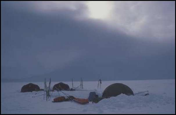 Northern Ellesmere Island Expedition 1980