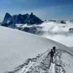 High Mountain Skiing