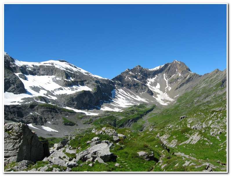View toward the Tour Salliere
