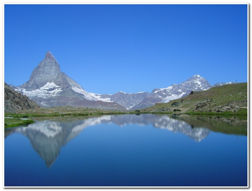 The Matterhorn from near the Gornergrat