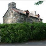 Old Lock House on the corner of 17th and Constitution Avenue in Washington DC