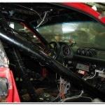 Ferrari Land Speed Record Car