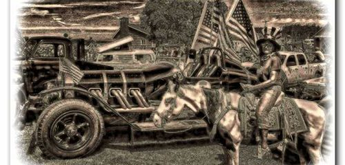 July 4th Parade on Whidbey Island