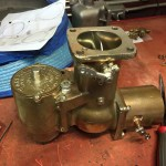 Carburetor ready to install
