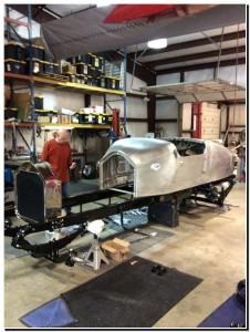 Rebuilt ALF Roadster